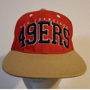 San Francisco 49ers Adjustable Hat
